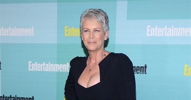'Scream Queens' star Jamie Lee Curtis reigns at Comic-Con