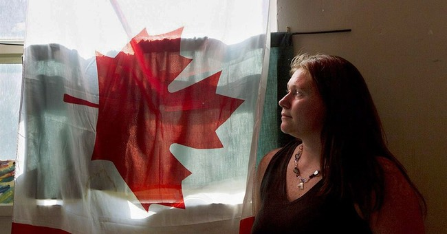 US soldiers opposed to war now find Canada less hospitable