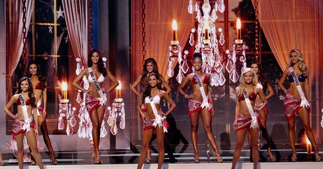 Miss USA contestants vie for title in 64th annual pageant