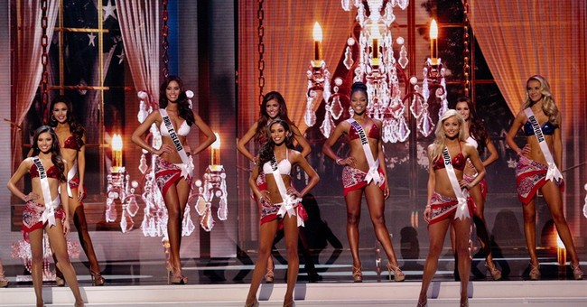 Miss Oklahoma wins Miss USA contest