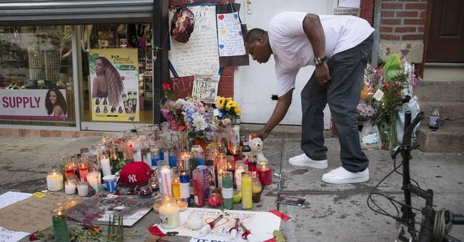 A year after Eric Garner, sadness and anger, but change