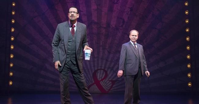Review: Penn & Teller show plenty up their sleeves
