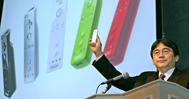 Nintendo's Iwata who led through successes, woes dies at 55