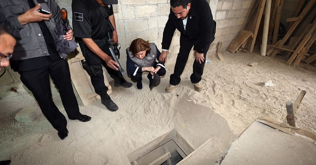 Drug lord's escape tunnel an audacious feat of engineering