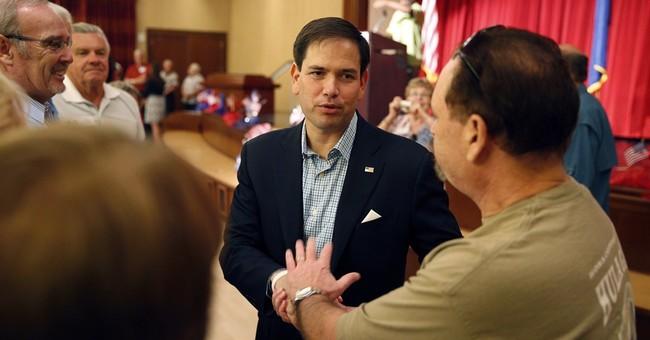 Rubio campaign reports $12 million haul