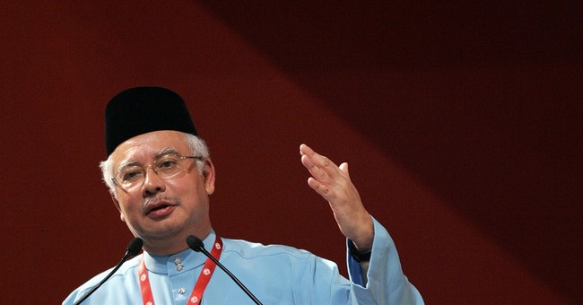 Malaysian police probe conspiracy to topple premier