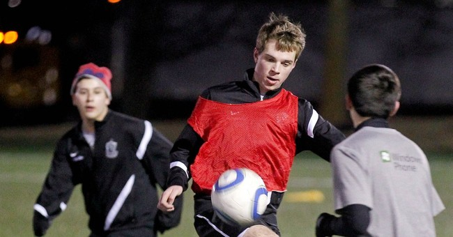 Rough play is riskier than heading in youth soccer: Study