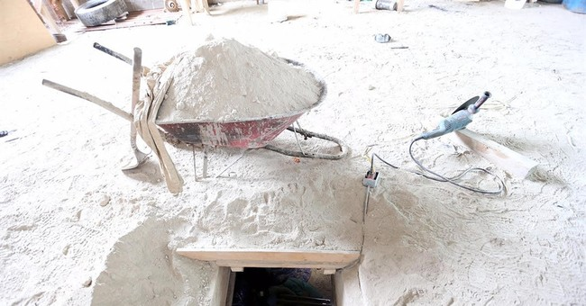 Mexico drug lord escape tunnel was too elaborate to miss
