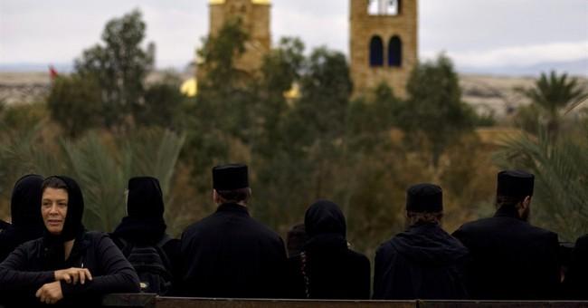 UNESCO backs Jordan as Jesus' baptism site as debate goes on