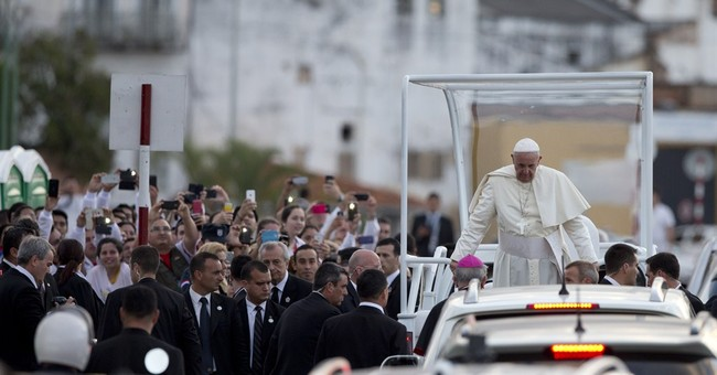 Francis burnishes credentials on South America tour