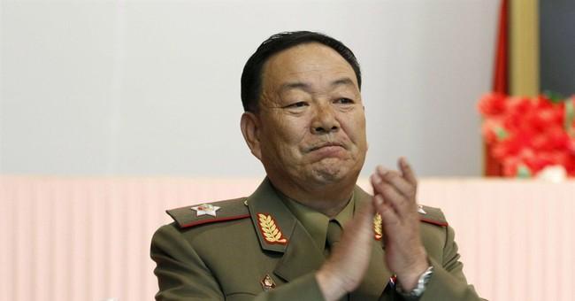 Seoul: North Korea media confirms purging of defense chief