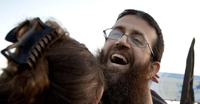 Israel detains former Palestinian hunger-striker