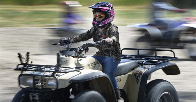 Parks officials: Utah families ignore ATV child safety rules