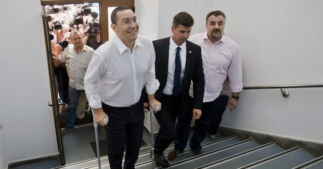 Romania prime minister indicted in corruption investigation