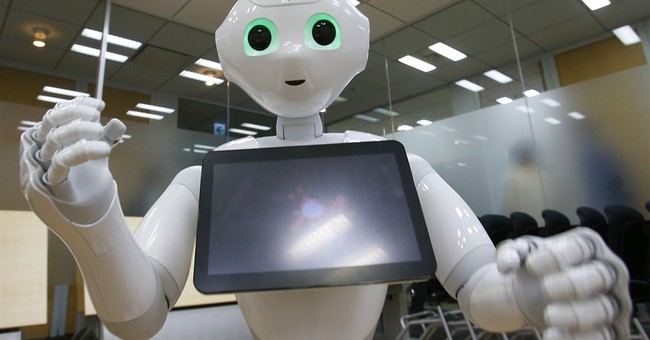 Better than friends? This robot gives undivided attention