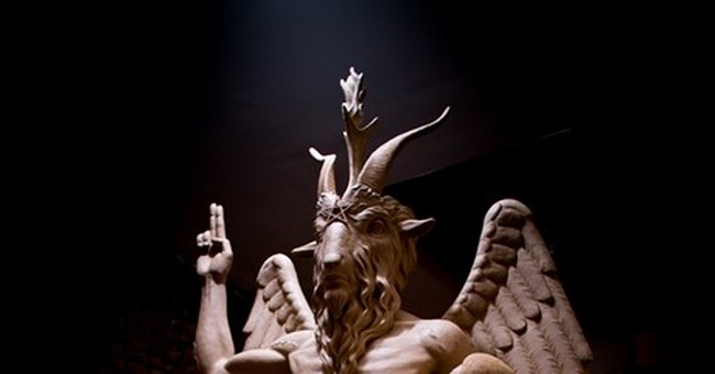 Threats force Satan statue unveiling to secret Detroit venue