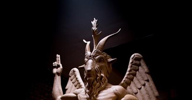 Threats force Satan statue unveiling to secret Detroit venue
