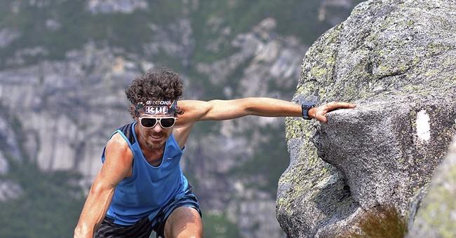Colorado man sets Appalachian Trail record on 2,189-mile run