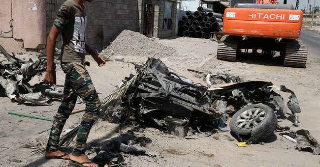 Iraq begins operation to oust Islamic State group from Anbar