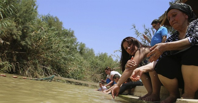 UNESCO backs Jordan as Jesus' baptism site as debate goes on