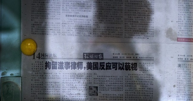 Chinese media slam human rights lawyers as rabble-rousers