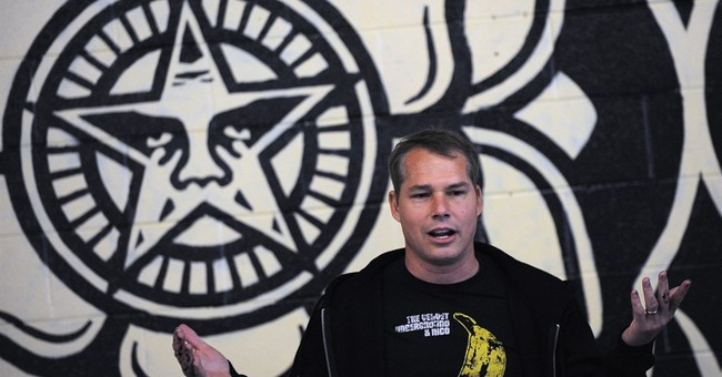 Artist Fairey pleads not guilty to tagging Detroit buildings