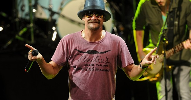 GM to keep sponsoring Kid Rock concerts, discuss flag issue