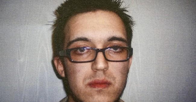Boston police captain's son jailed in bomb plot case