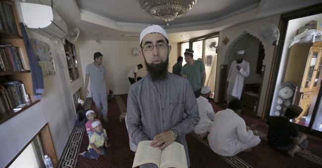 AP PHOTOS: Muslims in Japan observe fasting month of Ramadan
