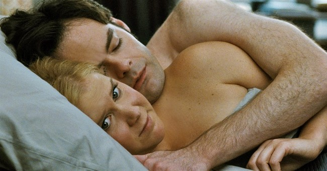 Review: Schumer, Hader shine in bawdy 'Trainwreck'