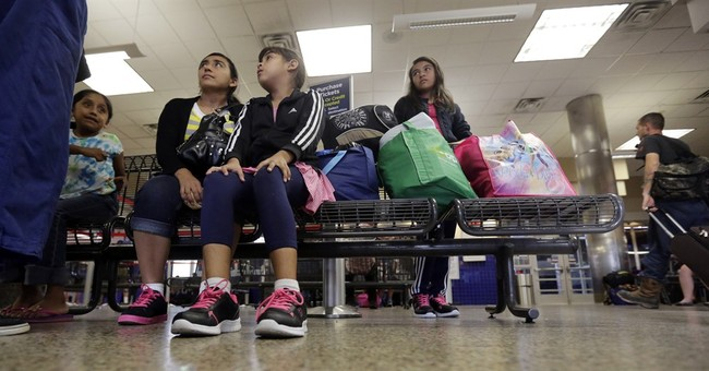Immigrant families released faster from detention centers