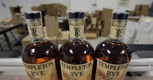 Whiskey maker Templeton Rye reaches settlement in lawsuits