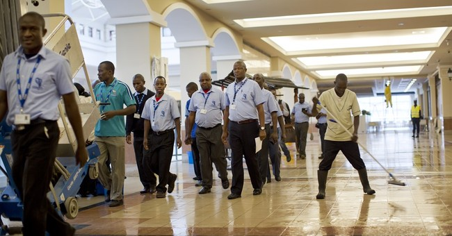 Nairobi mall to re-open 2 years after extremist attack