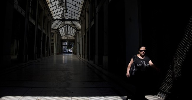 Greece pledges to get rid of tax evasion as a way of life