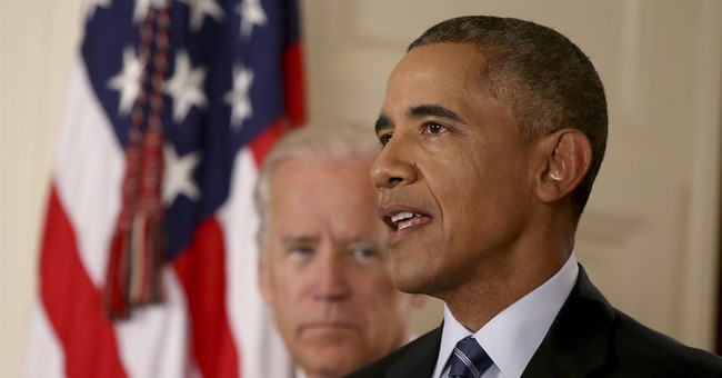Obama warns Congress not to stand in way of Iran deal