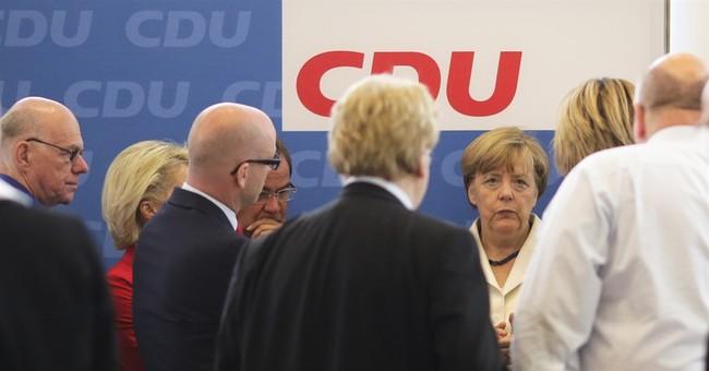 German investor optimism undeterred by Greece