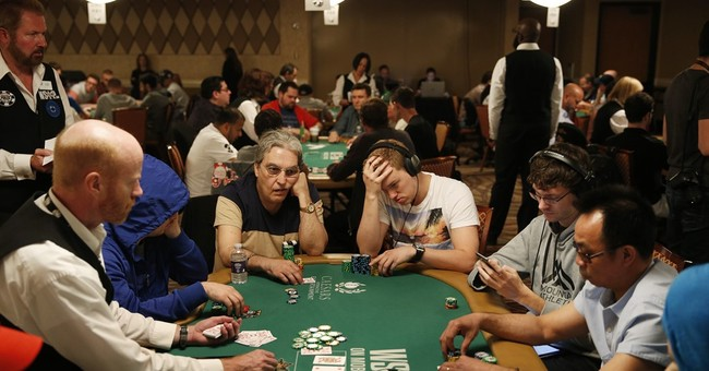 9 poker players left, 1 will win $7.7 million in November