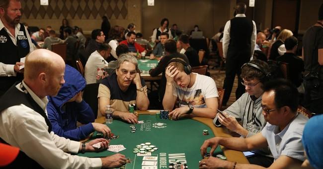 9 poker players left, 1 will win $7.7 million in November
