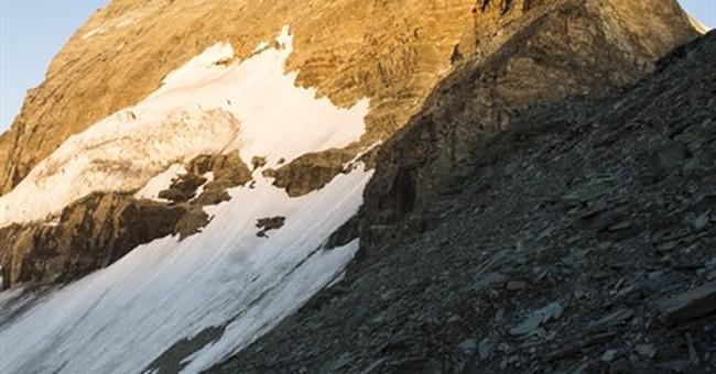 Swiss close Matterhorn 150 years after 1st ascent