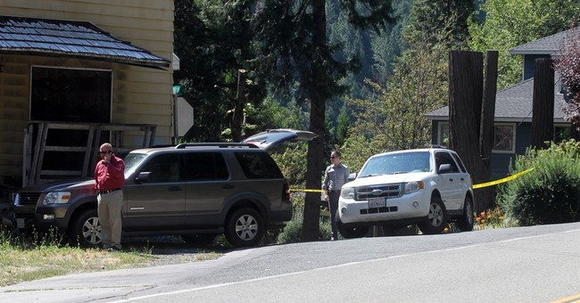 Northern California authorities suspend search for baby