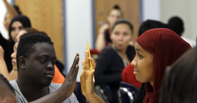 Summer academy prepares young refugees for NYC schools