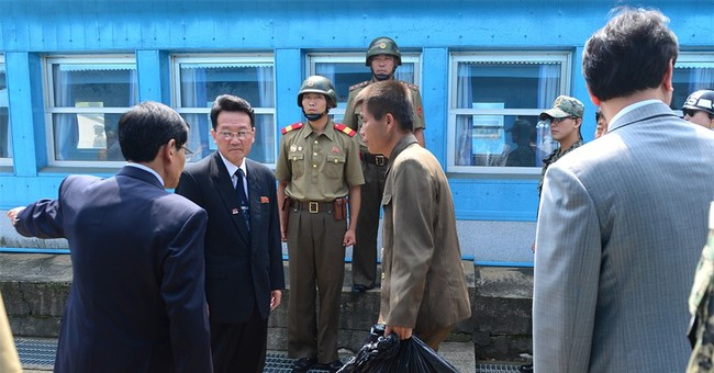 South Korea returns 2 North Koreans,  lets 3 fishermen stay