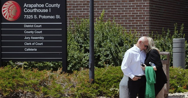 Lawyers in theater shooting trial make final appeals to jury