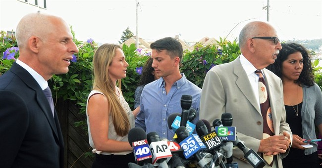 Man charged in California kidnapping had bright resume