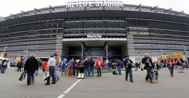 A look at the world's billion-dollar sports stadiums