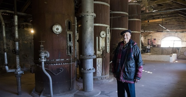 AP PHOTOS: Old Uruguayan meat plant gets heritage status