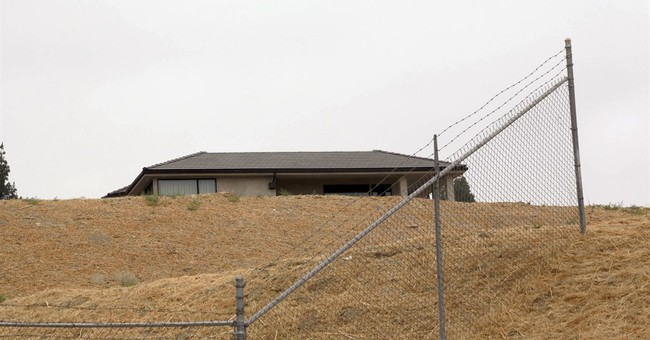 Armed men ransack Chris Brown's home, lock aunt in closet