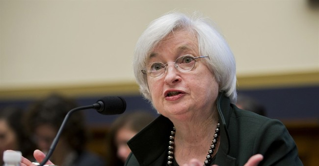 The Latest: Democrat urges Yellen to wait on rate hikes