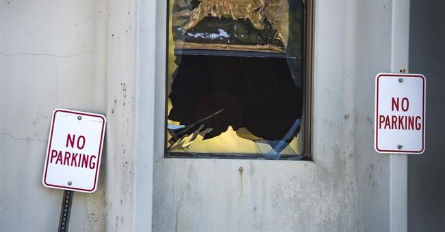 Blast at Washington aerospace plant hurls machinery, hurts 5