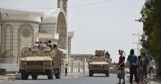 Yemeni troops battle Shiite rebels in Aden neighborhoods